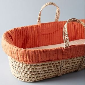 Anthropologie Moroccan Baby Basket